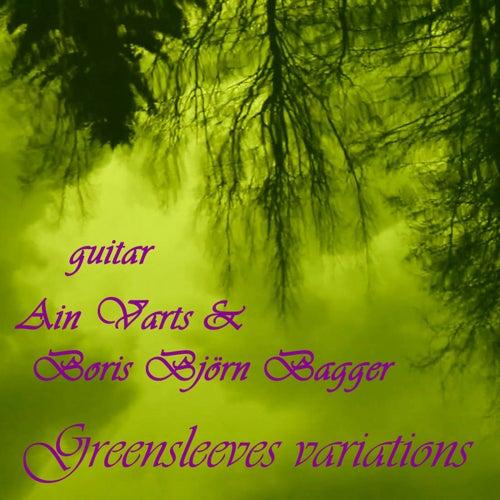 Greensleeves Variations (Arr. for Guitar) de Boris Björn Bagger