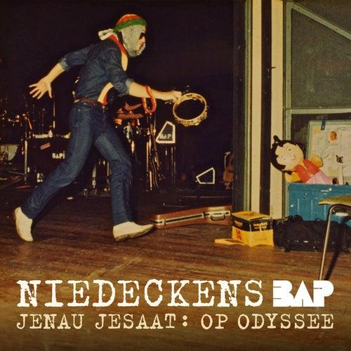 Jenau jesaat: Op Odyssee by Niedeckens BAP