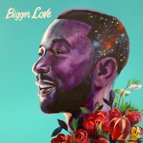 Bigger Love von John Legend