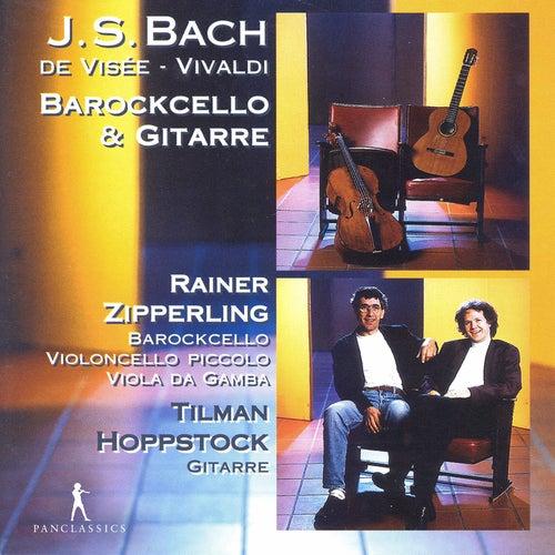 Works for Baroque Cello & Guitar de Rainer Zipperling