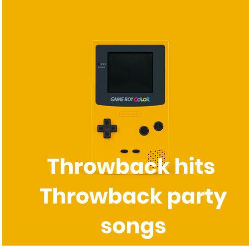 Throwback hits - Throwback party songs von Various Artists