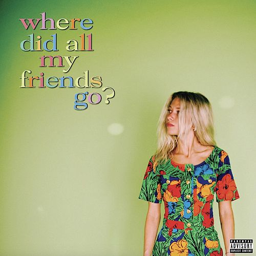 Where Did All My Friends Go by Julianna Laine