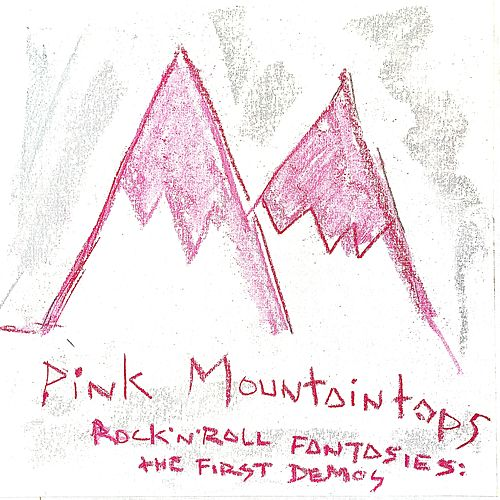 Rock 'N' Roll Fantasies: The First Demos by Pink Mountaintops