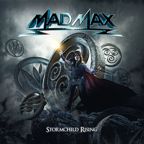 Stormchild Rising by Mad Max