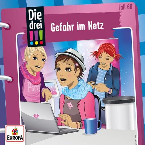 068/Gefahr im Netz by Die Drei !!!