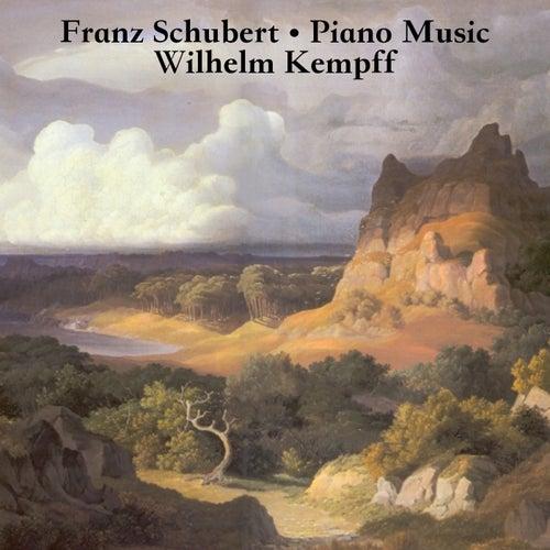 Schubert: Piano Music de Wilhelm Kempff