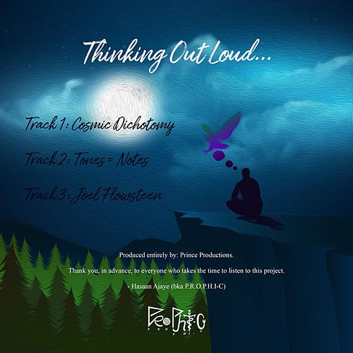 Thinking Out Loud EP by Prophic