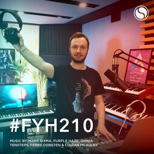 Find Your Harmony Radioshow #210 von Andrew Rayel