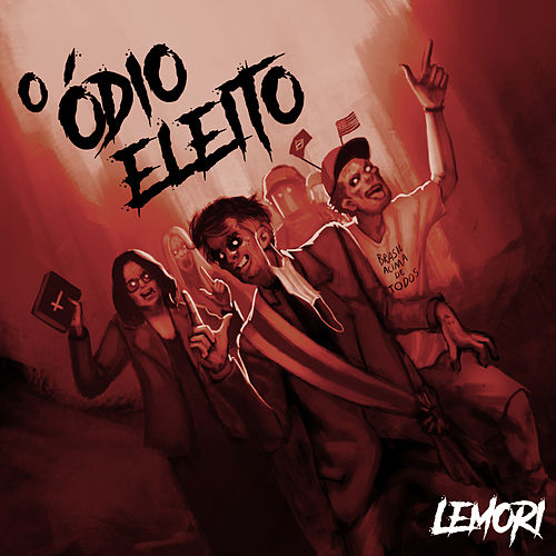 O Ódio Eleito by Lemori