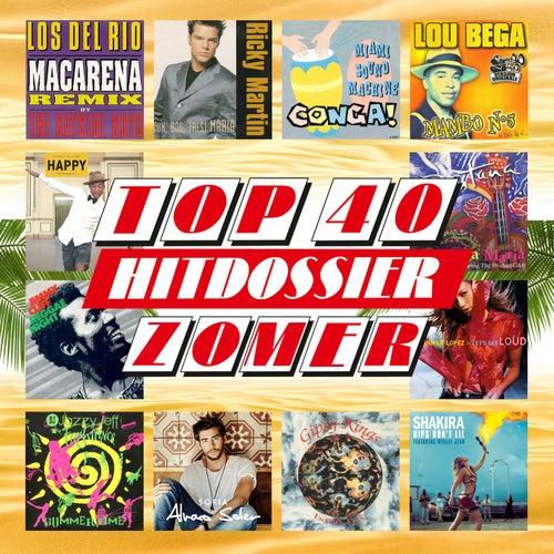 TOP 40 HITDOSSIER - Zomer de Various Artists