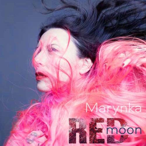 Red Moon by Marynka