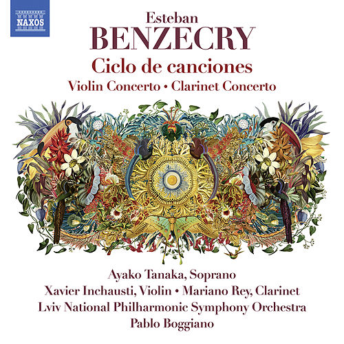 Esteban Benzecry: Orchestral Works by Lviv National Philharmonic Symphony Orchestra