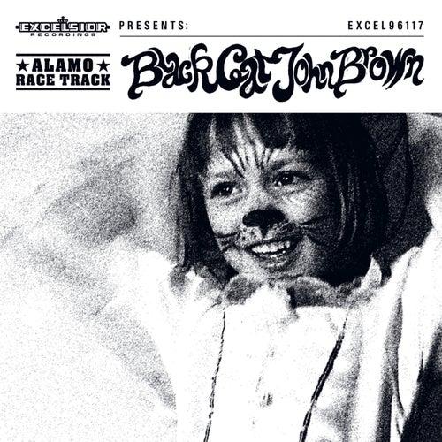Black Cat John Brown by Alamo Race Track