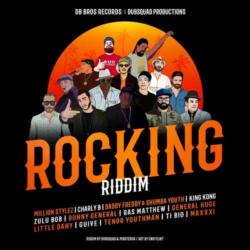 Rocking Riddim von Various Artists