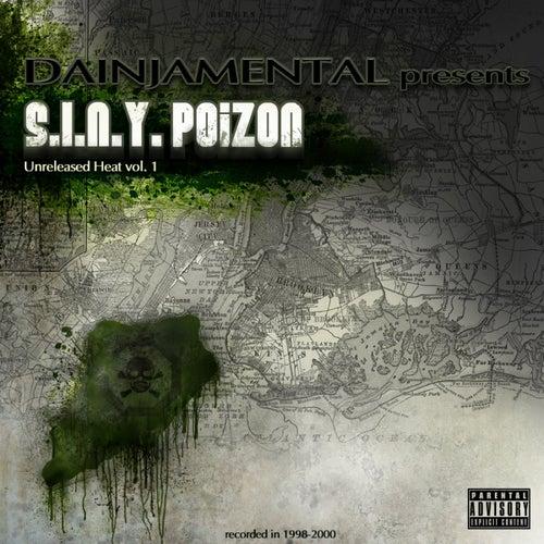 S.I.n.Y Poizon Unreleased Heat Vol.1 de Various Artists