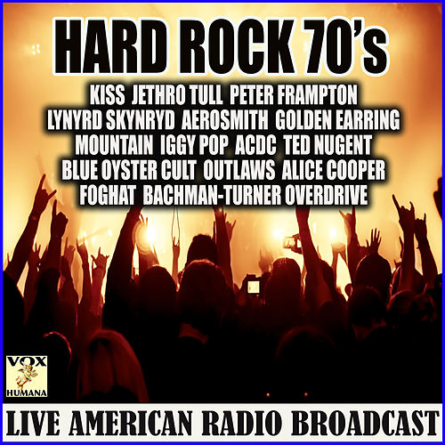 Hard Rock '70's (Live) de Various Artists