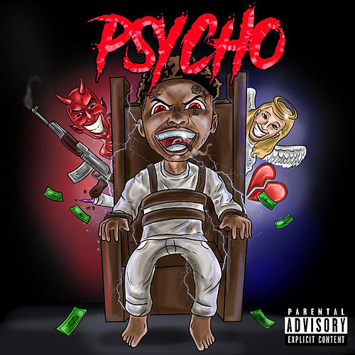 Psycho by Davine Jay