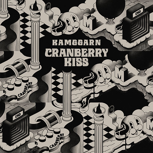 Cranberry Kiss de Kamggarn