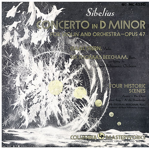 Sibelius: Violin Concerto in D Minor, Op. 47 de Isaac Stern