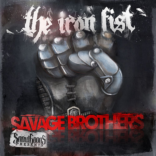 The Iron Fist by Snowgoons