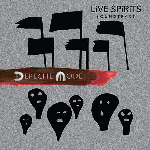 LiVE SPiRiTS SOUNDTRACK de Depeche Mode