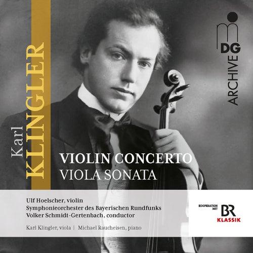 Klingler: Violin Concerto by Symphonie-Orchester des Bayerischen Rundfunks