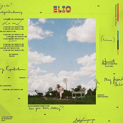 u and me, but mostly me by ELIO