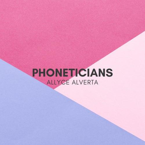 Phoneticians by Allyce Alverta