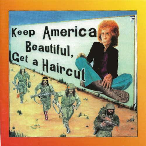 Keep America Beautiful, Get A Haircut di Ray Fenwick