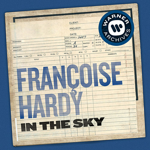 In the Sky de Francoise Hardy
