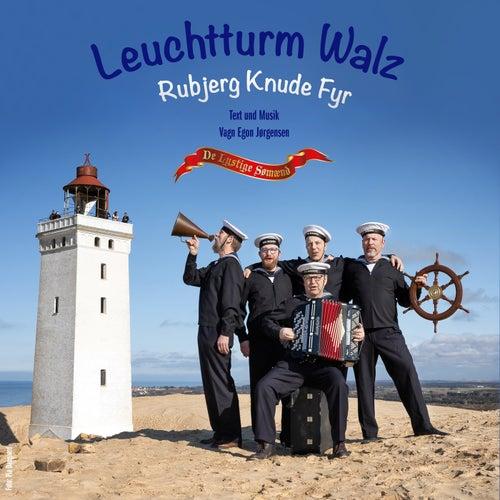 Leuchtturm Rubjerg Knude Fyr Walz by De Lystige Sømænd