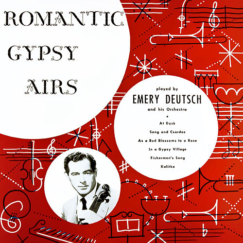 Romantic Gypsy Airs de Emery Deutsch