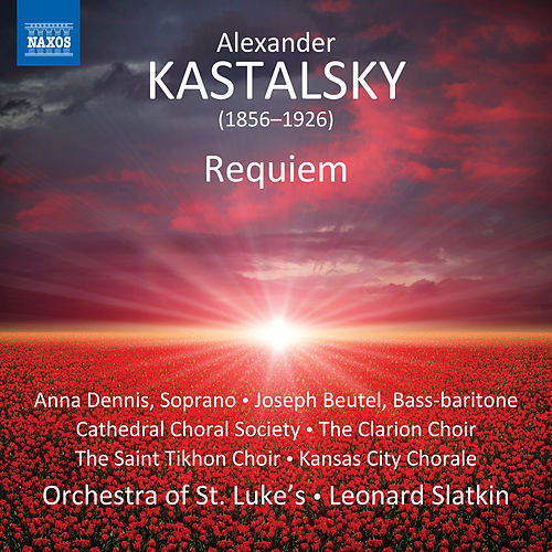 Kastalsky: Requiem for Fallen Brothers by Orchestra of St. Luke's