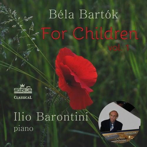 Bartók: For Children, Vol. 1 by Ilio Barontini