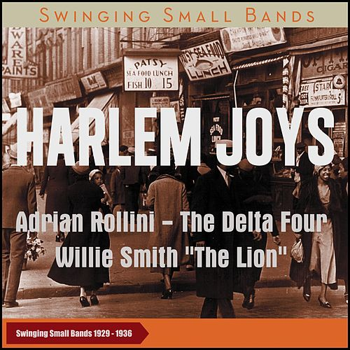 Harlem Joys (Swinging Small Bands 1929 - 1936) de Red McKenzie