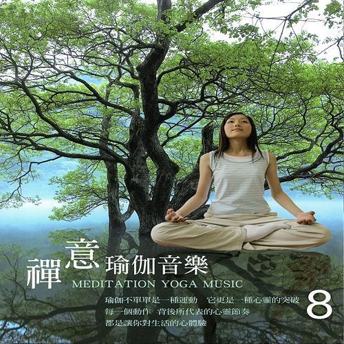 禪意 瑜伽音樂 8 (Meditation Yoga Music) by Mau Chih Fang