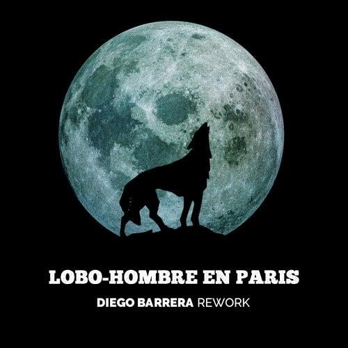 Lobo-Hombre en París by Diego Barrera