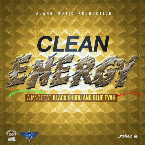 Clean Energy von Black Uhuru