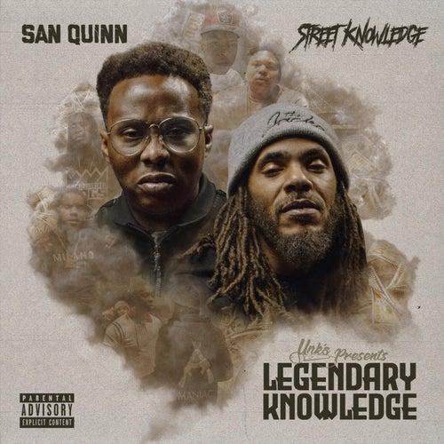 Legendary Knowledge by San Quinn
