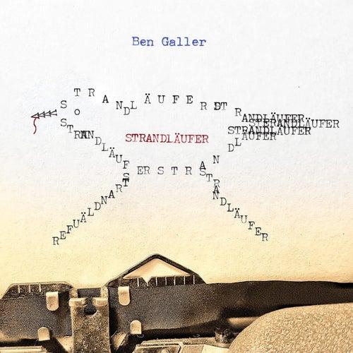 Strandläufer by Ben Galler
