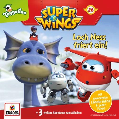 026/Loch Ness friert ein! von Super Wings