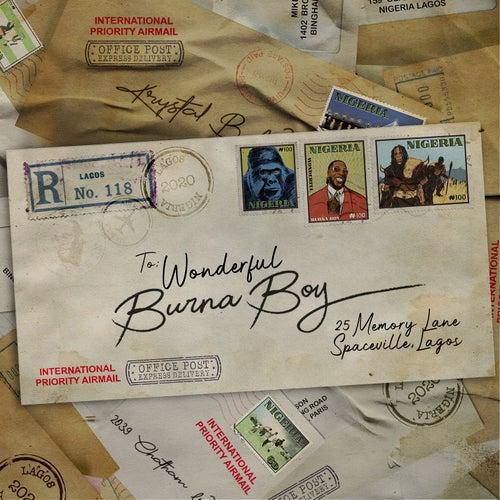 Wonderful by Burna Boy