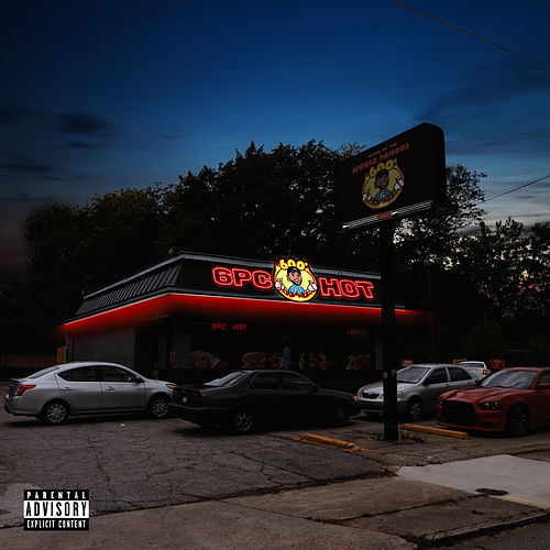6pc Hot EP by 6LACK