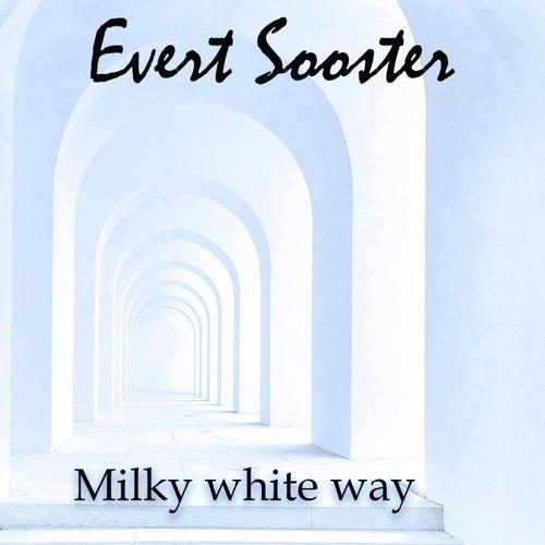 Milky White Way von Evert Sooster