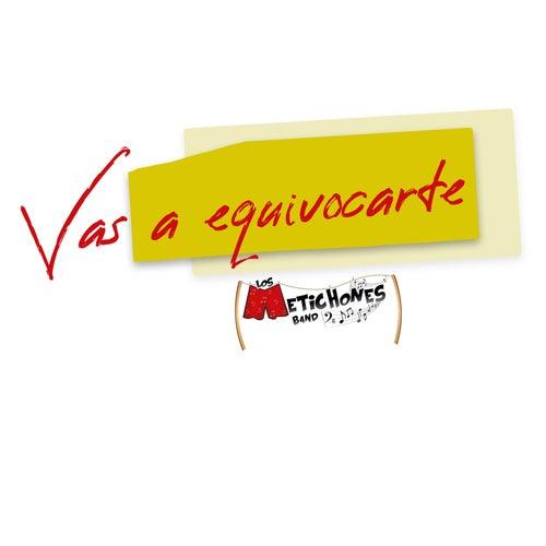 Vas a Equivocarte by Los Metichones Band