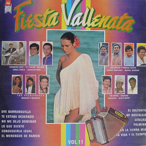 Fiesta Vallenata Vol. 11 1985 de Fiesta Vallenata