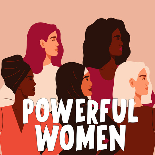 Powerful Women van Various Artists