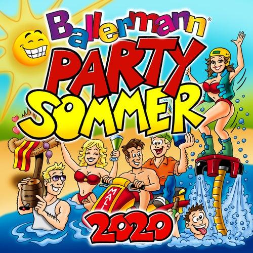 Ballermann Party Sommer 2020 de Various Artists