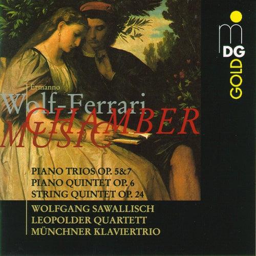 Wolf-Ferrari: Chamber Music by Wolfgang Sawallisch