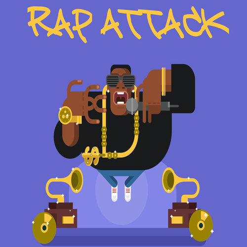 Rap Attack by Various Artists
